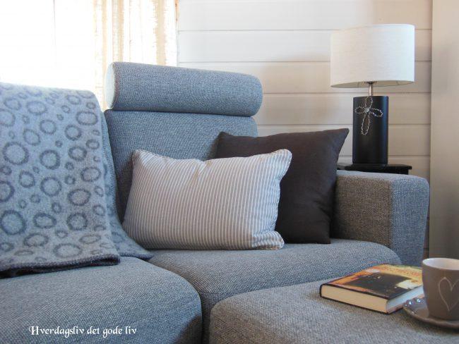 Sofakroken, et godt sted å være