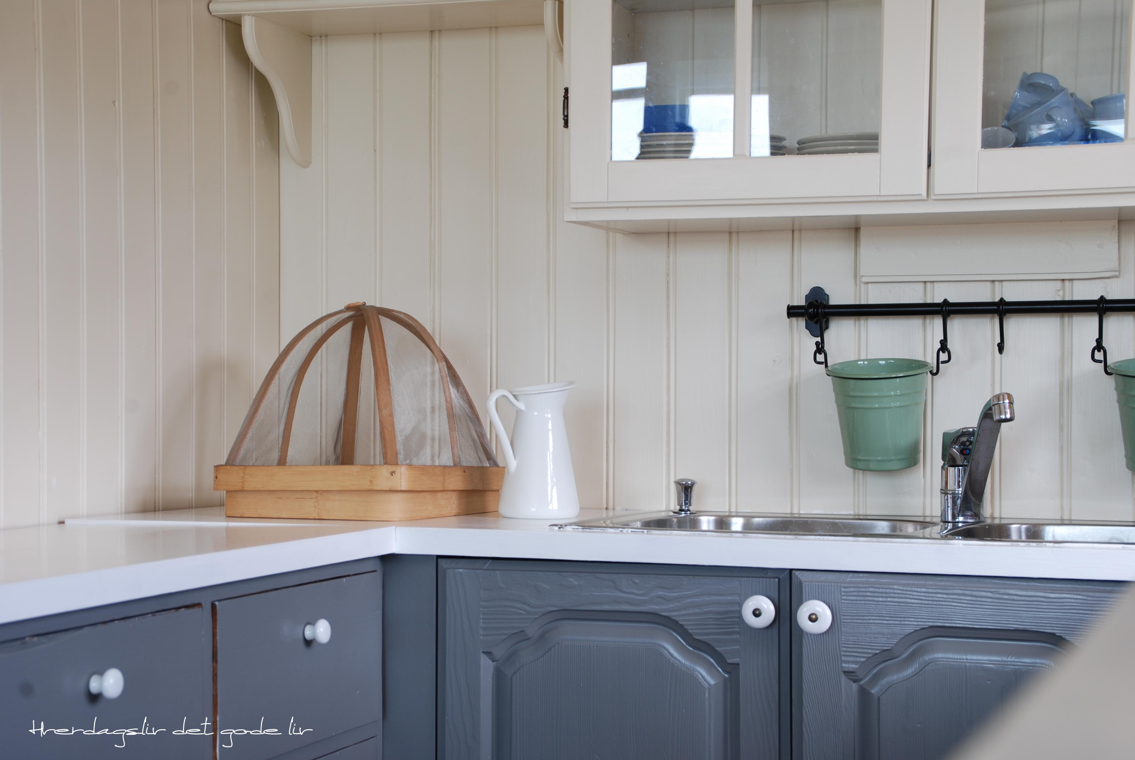 Kjøkken sjøhytte - bye9design