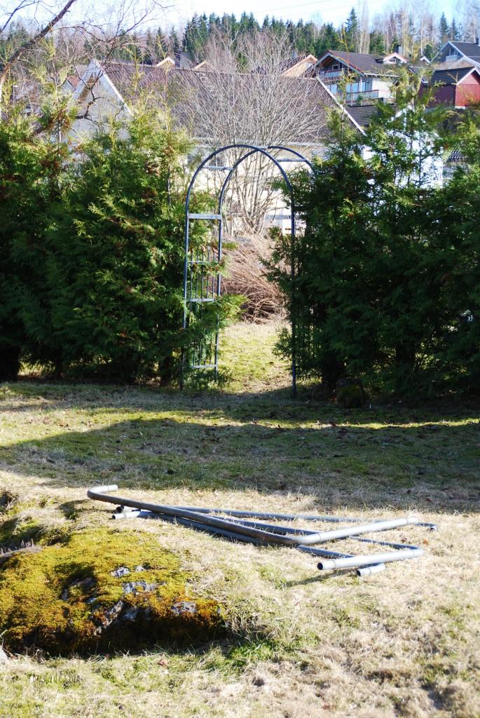Vår i hagen - bye9design