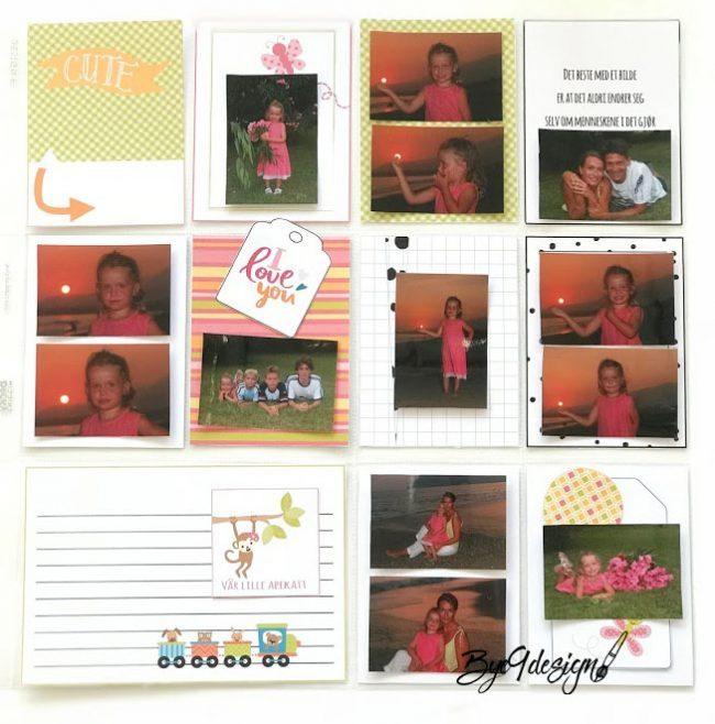 Gavetips til konfirmanten - lag et fotoalbum med gode minner