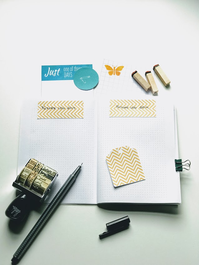 Slik lager du din egen Travel Journal - Bullet journal