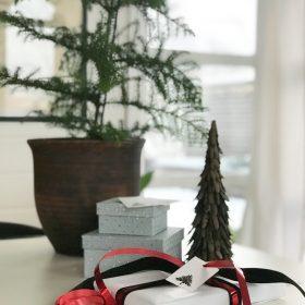 Pakk inn vakre julegaver