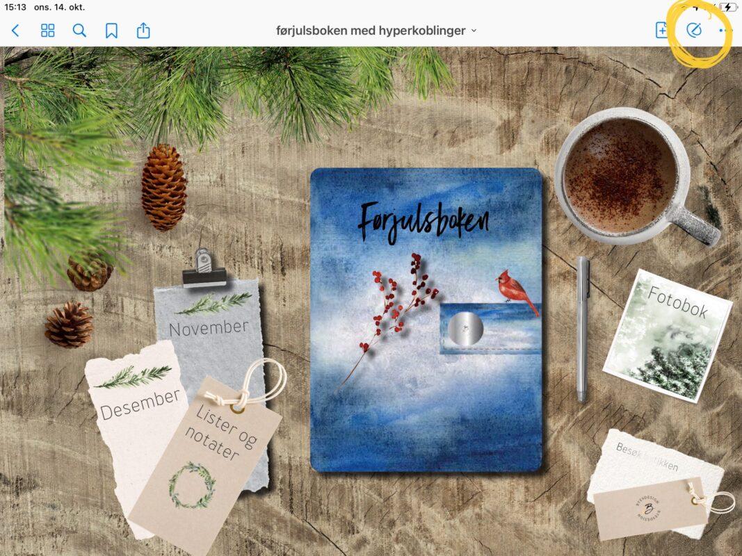 Digitale planleggere og journaler